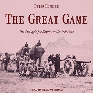 The Great Game audiobook cover art