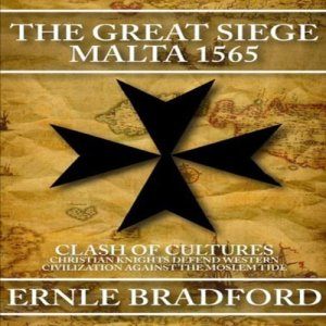 The Great Siege audiobook cover art