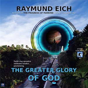 The Greater Glory of God audiobook cover art