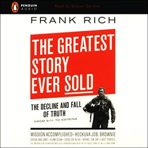 The Greatest Story Ever Sold audiobook cover art