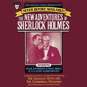 The Guileless Gyspy and The Camberville Poiseners audiobook cover art