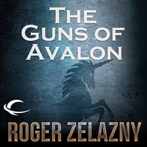 The Guns of Avalon audiobook cover art