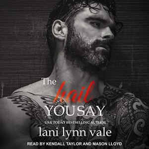 The Hail You Say audiobook cover art