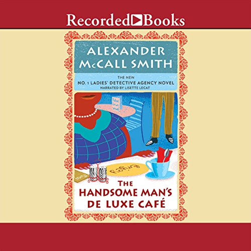 The Handsome Man's Deluxe Café audiobook cover art