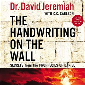 The Handwriting on the Wall audiobook cover art