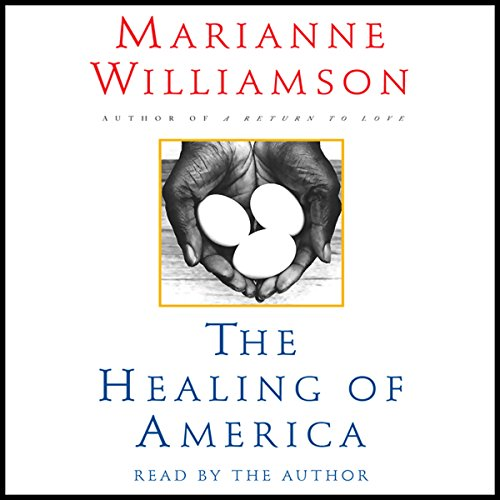 The Healing of America audiobook cover art