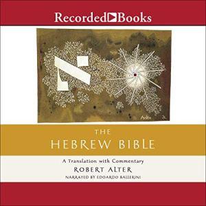 The Hebrew Bible audiobook cover art