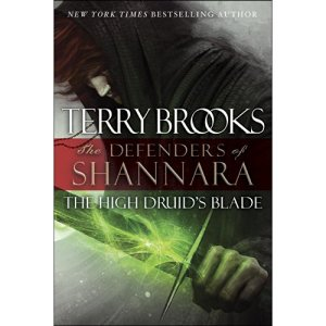 The High Druid's Blade audiobook cover art