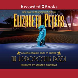 The Hippopotamus Pool audiobook cover art