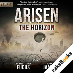 The Horizon audiobook cover art
