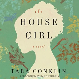 The House Girl audiobook cover art