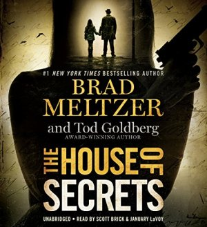 The House of Secrets audiobook cover art