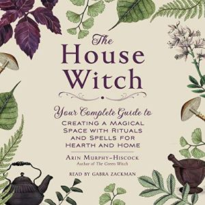 The House Witch audiobook cover art
