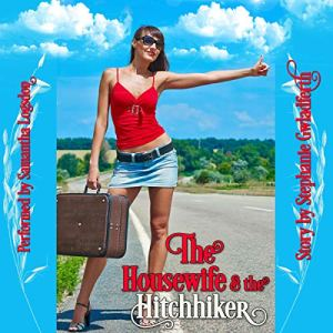 The Housewife and the Hitchhiker audiobook cover art