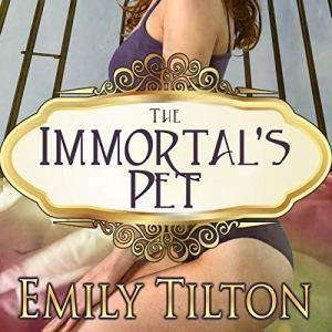 The Immortal's Pet audiobook cover art