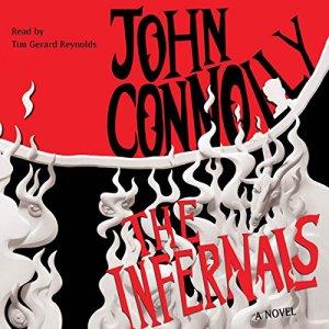 The Infernals audiobook cover art