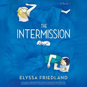 The Intermission audiobook cover art
