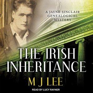 The Irish Inheritance audiobook cover art