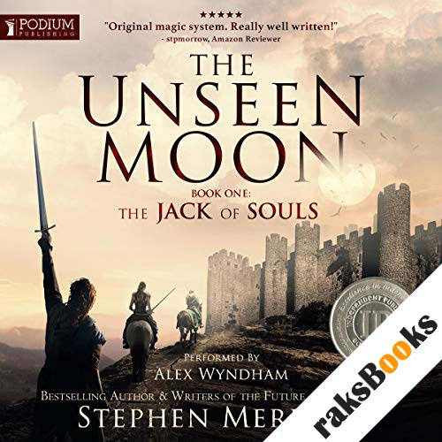 The Jack of Souls audiobook cover art