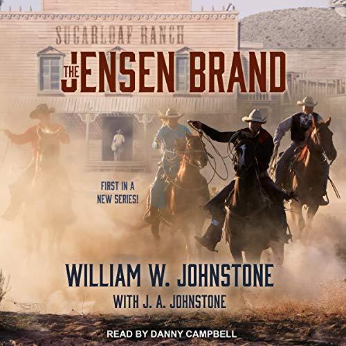 The Jensen Brand audiobook cover art