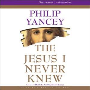 The Jesus I Never Knew audiobook cover art