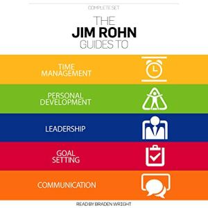 The Jim Rohn Guides Complete Set audiobook cover art