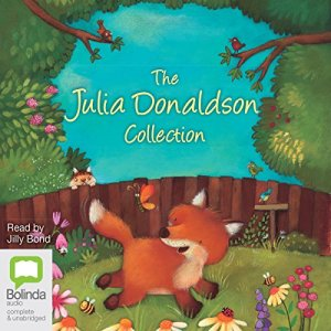 The Julia Donaldson Collection audiobook cover art