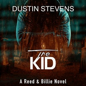 The Kid audiobook cover art