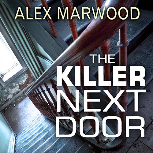 The Killer Next Door audiobook cover art