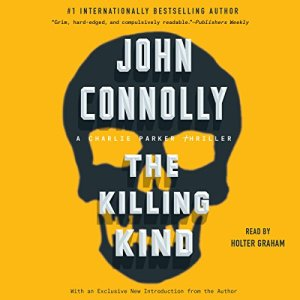 The Killing Kind audiobook cover art