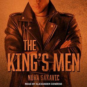 The King's Men audiobook cover art