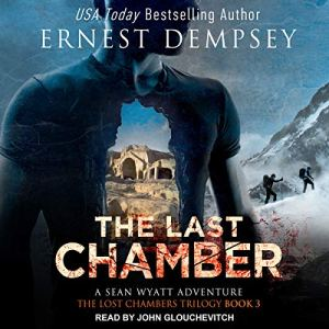 The Last Chamber audiobook cover art