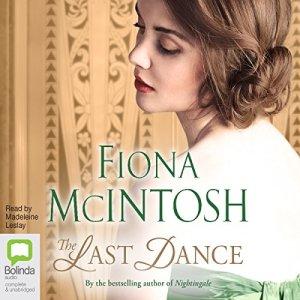 The Last Dance audiobook cover art