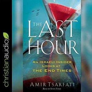 The Last Hour audiobook cover art