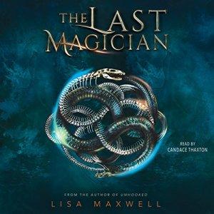The Last Magician audiobook cover art