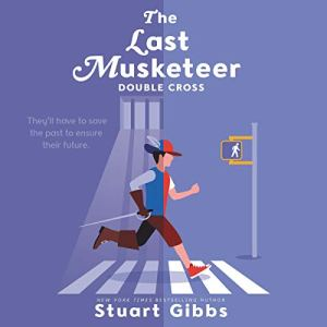 The Last Musketeer: Double Cross audiobook cover art