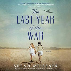 The Last Year of the War audiobook cover art