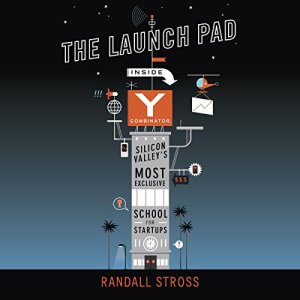 The Launch Pad audiobook cover art