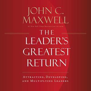 The Leader's Greatest Return audiobook cover art