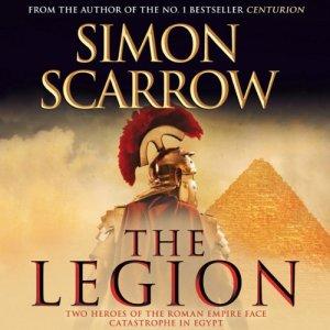 The Legion audiobook cover art