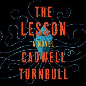 The Lesson audiobook cover art