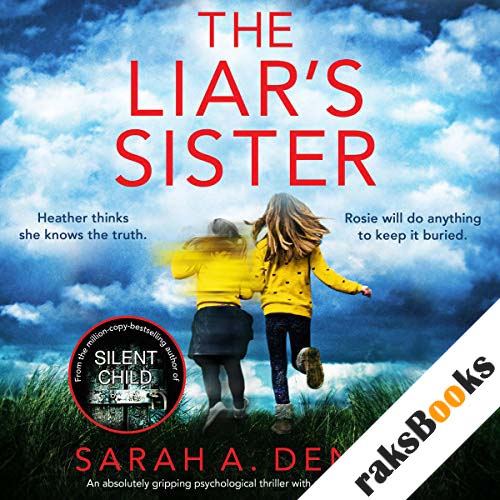 The Liar's Sister audiobook cover art