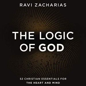 The Logic of God audiobook cover art