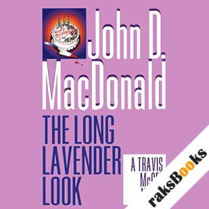 The Long Lavender Look audiobook cover art