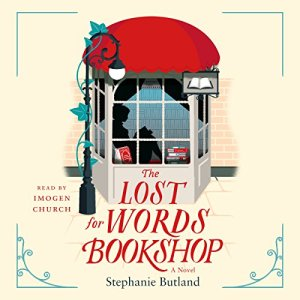 The Lost for Words Bookshop audiobook cover art