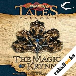 The Magic of Krynn audiobook cover art
