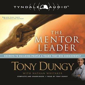The Mentor Leader audiobook cover art