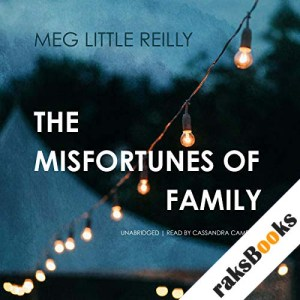 The Misfortunes of Family audiobook cover art