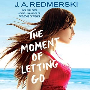 The Moment of Letting Go audiobook cover art