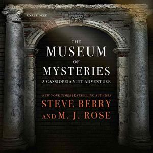 The Museum of Mysteries audiobook cover art
